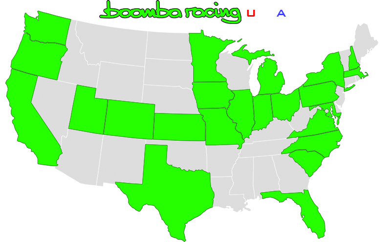 Boomba Racing Official USA Dealers
